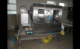 Vývoj, výroba, zprovoznění, servis specifických odmašťovacích zařízení