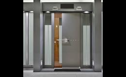 Bezpečnostní a protipožární dveře s požární odolností EI/EW 30 – 90 minut