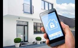Inteligentní zabezpečení domů a objektů na klíč