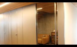 Výroba dveří od firmy BODINGER s.r.o. Ostrava