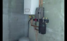 Montáž, servis vyhrazených plynových zařízení, bojlerů