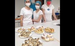 Praxe v laboratořích při studiu na VOŠ potravinářské