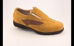 Ortopedická obuv zhotovená na míru