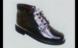 Ortopedická obuv na zakázku od společnosti Ergona