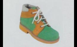 Výroba dětské ortopedické obuvi
