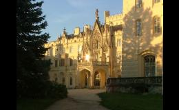 Ubytování poblíž zámku Lednice na jižní Moravě
