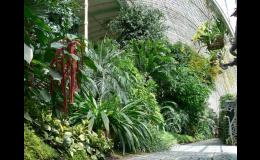 Pension Jordán poblíž zámecké zahrady v Lednici