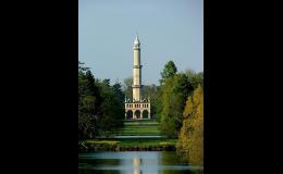 Plavbou na lodičkách k Minaretu, Lednicko-valtický areál
