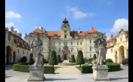 Zámek Valtice, historické památky Lednicko-valtického areálu
