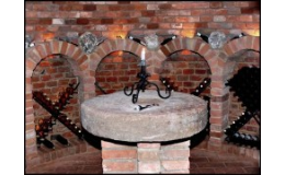 Vinný sklep pro 50 osob - Penzion Moravská oáza Valtice