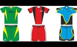 Zhotovení fotbalových dresů pro sportovní kluby
