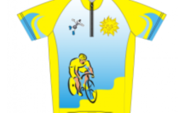 Cyklistické dresy z prodyšných a lehkých materiálů