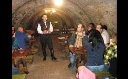 Lahodná moravská vína z hustopečského vinného sklepa