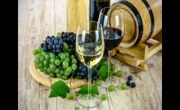 Lahodná vína ze znojemských sklepů