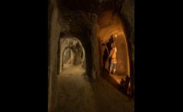 Znojemské podzemí dlouhé 27 km
