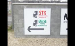 Stanice technické kontroly nákladních vozidel, autobusů, traktorů