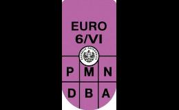 EKO plakety pro Rakousko