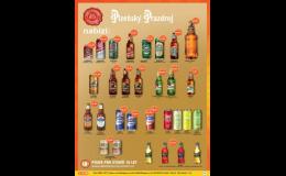 Piva v e-shopu za akční ceny