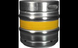 Sudové pivo Staropramen 12°, světlý ležák