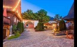 Hotel Roubenka leží v krásné přírodě Beskyd