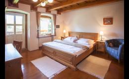 Ubytování v Beskydech v Hotelu Roubenka