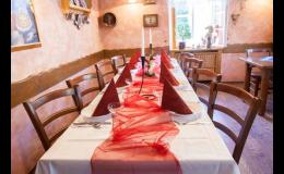 Krátkodobý pronájem restaurace v Hotelu Roubenka