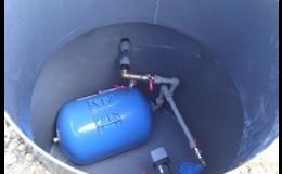 Instalace čerpadlové technologie