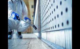 Dezinfekce párou - ekologické čištění bez chemie
