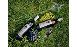 Reklamní dárky - lahve s kvalitním vínem