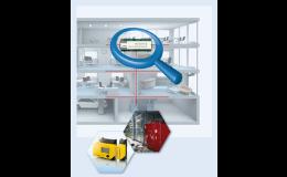 Řešení pro větrání, klimatizaci a topení v budovách