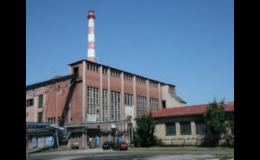 Realizace řízení uhelných kotlů, rozvody páry a vody