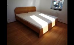 Nechejte si vyrobit kvalitní postel od firmy Truhlářství Kafka