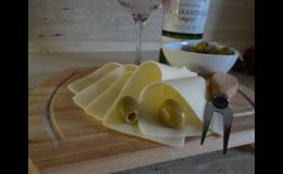 Moravský výběrový sýr z ekologické Sýrárny