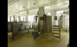 Výroba kvalitního sýra typu gouda z čerstvého mléka