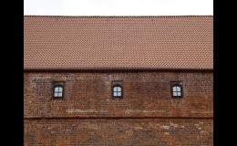Střecha s kvalitní střešní taškou