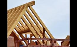 Výroba a montáž dřevěných střešních konstrukcí