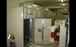 Rekonstrukce a modernizace rozvodných zařízení