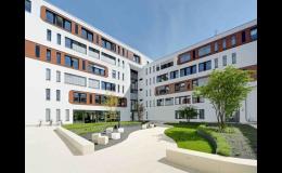Sauter cíl, budovy s nulovou spotřebou energie