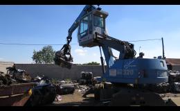 Využijte služby autovrakoviště společnosti HULMAN - kovošrot s.r.o.