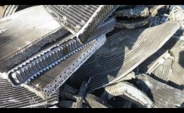 Služby v oboru výkupu a likvidace zajistí renomovaná společnost HULMAN - kovošrot s.r.o.