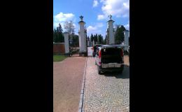 Komplexní pohřební služby, pohřebnictví Marie