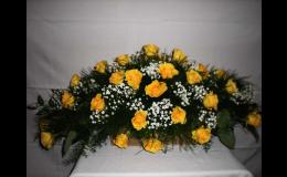 Smuteční kytice, Marie - pohřební služba Opava s.r.o.
