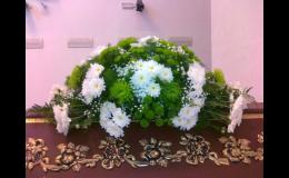 Květinové dary, Marie - pohřební služba Opava