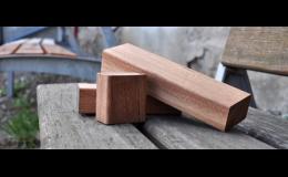 Odřezky ze dřeva dodává společnost Wood Cité, s.r.o.