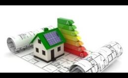 Nová zelená úsporám - snížení energetické náročnosti budov