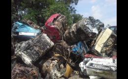 Ekologickou likvidaci vozidel do 3,5 tuny zajistí společnost IB - MET s.r.o Hluboké Mašůvky