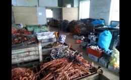 Společnost IB - MET s.r.o. se zabývá výkupem kovového odpadu a jeho zpracováním.