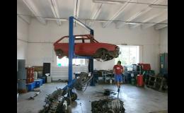 Zbavte se starého auta na autovrakovišti IB - MET s.r.o.