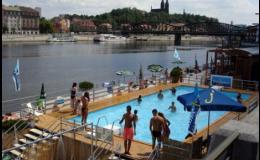 Mobilní nadzemní bazény Desjoyaux