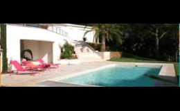 Rodinný venkovní bazén Desjoyaux